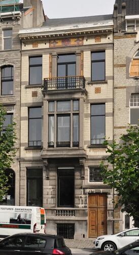 Avenue Louis Bertrand 36, 2012