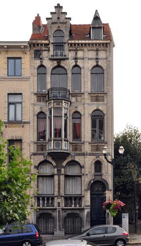 Avenue Louis Bertrand 39, 2012