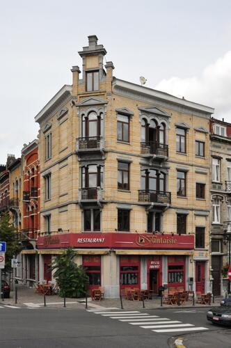 Avenue Louis Bertrand 52-54, 2012