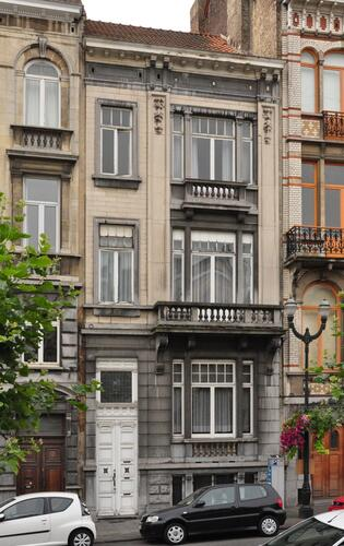 Avenue Louis Bertrand 69, 2012