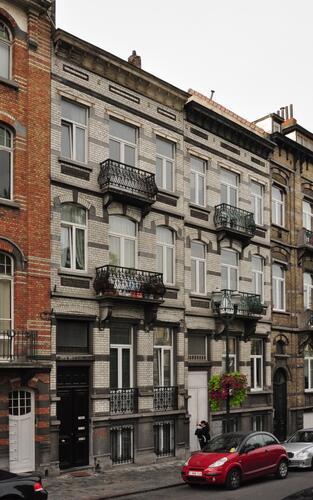 Avenue Louis Bertrand 109 et 107, 2012