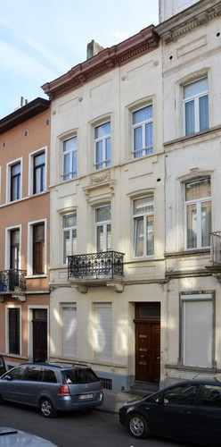 Rue de Robiano 79, 2014