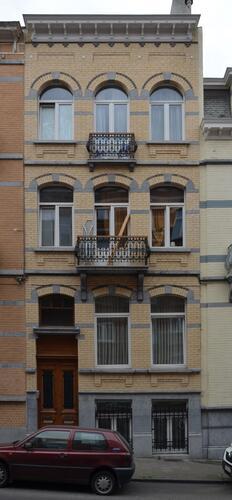Rue Roelandts 23, 2014