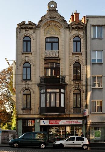 Avenue Rogier 157, 2011