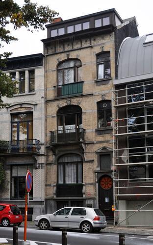 Avenue Rogier 273, 2011