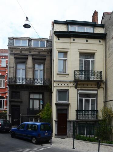 Rue de la Ruche 13 et 15, 2014