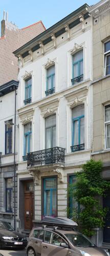 Rue Seutin 31, 2014