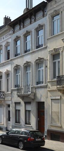 Rue Seutin 46, 2014
