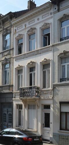 Rue Seutin 48, 2014