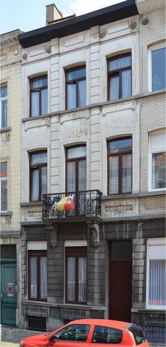 Rue Verboeckhaven 100, 2014