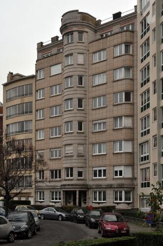 Square Émile Duployé 3, 2011