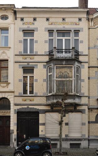Avenue Albert Giraud 39, 2012
