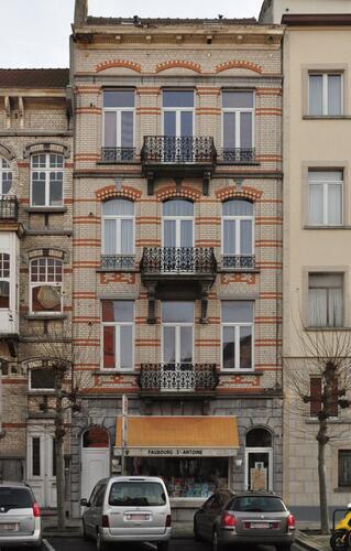 Avenue Albert Giraud 67, 2012
