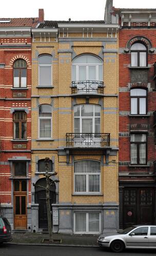 Avenue Émile Verhaeren 79, 2012