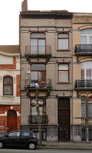Avenue Émile Verhaeren 105, 2012