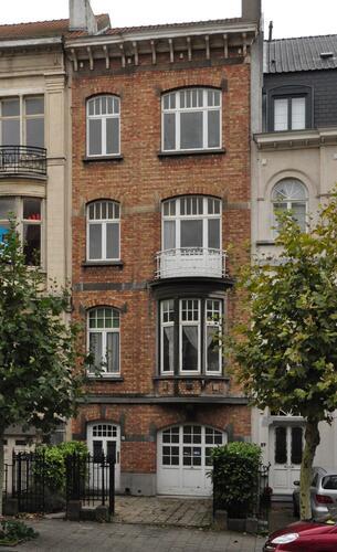 Avenue Eugène Demolder 91, 2013