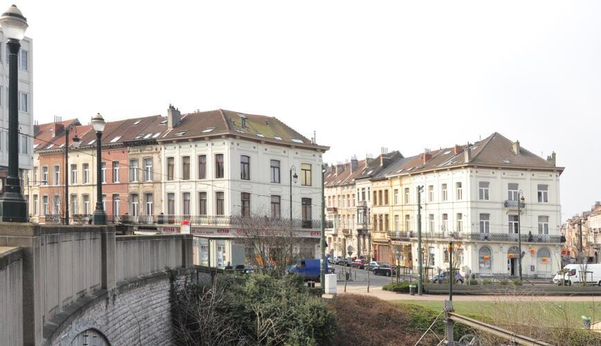 Rue Metsys 88 à 94, place Eugène Verboeckhoven 15 - avenue Maréchal Foch 98; avenue Maréchal Foch 89, place Eugène Verboeckhoven 1 - rue Van Oost 67, 2013
