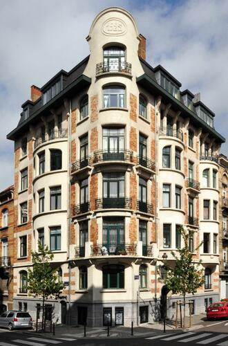 Rue Georges Garnir 26 - rue Max Roos 22, 2012