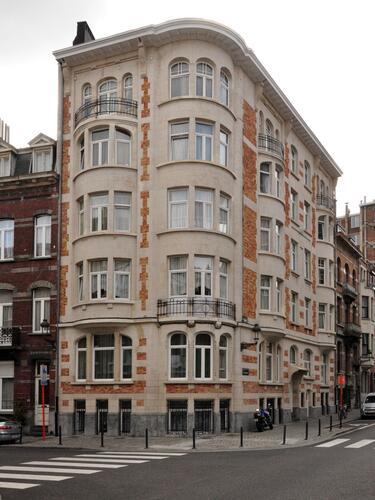 Rue Max Roos 45-47, 2012