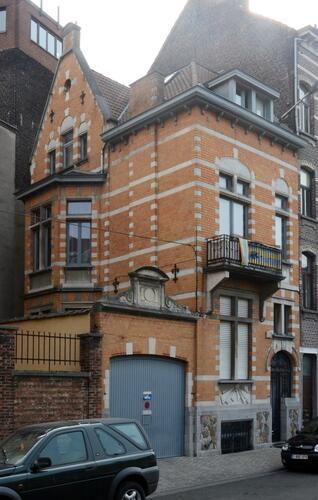 Rue Portaels 89-91, 2013