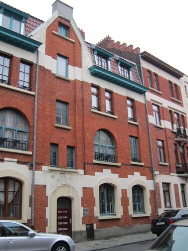 Rue Charles Meert 33, 2015