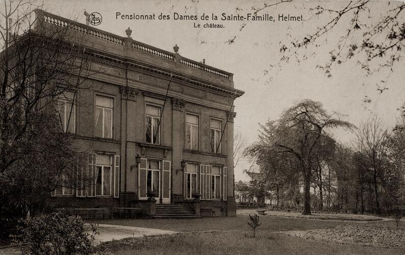 <i>Institut de la Sainte-Famille d'Helmet</i>