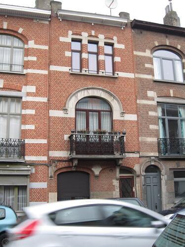 Rue Docteur Elie Lambotte 38, 2015