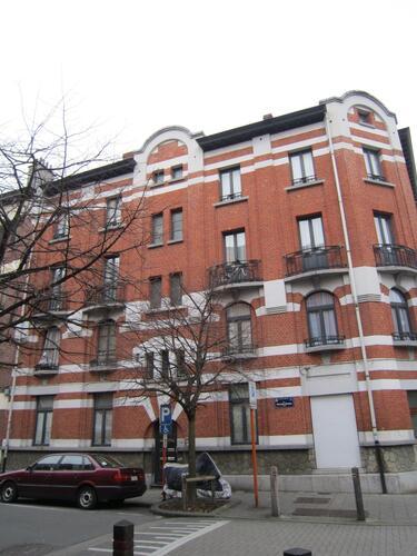 Rue Fernand Séverin 84, 2015