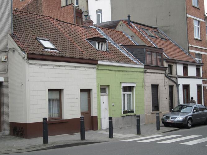 Rue du Tilleul 144 à 150, 2015