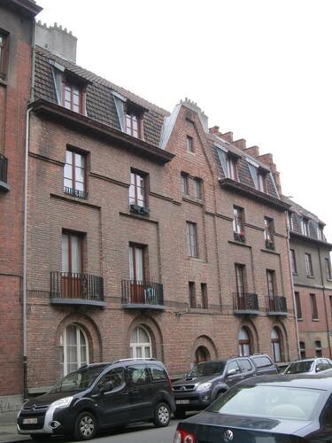 Rue Van Droogenbroeck 53, 2015