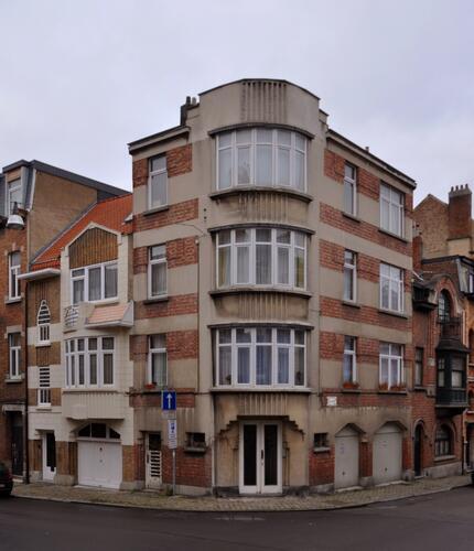Rue Fontaine d'Amour 28 et 30, 2012