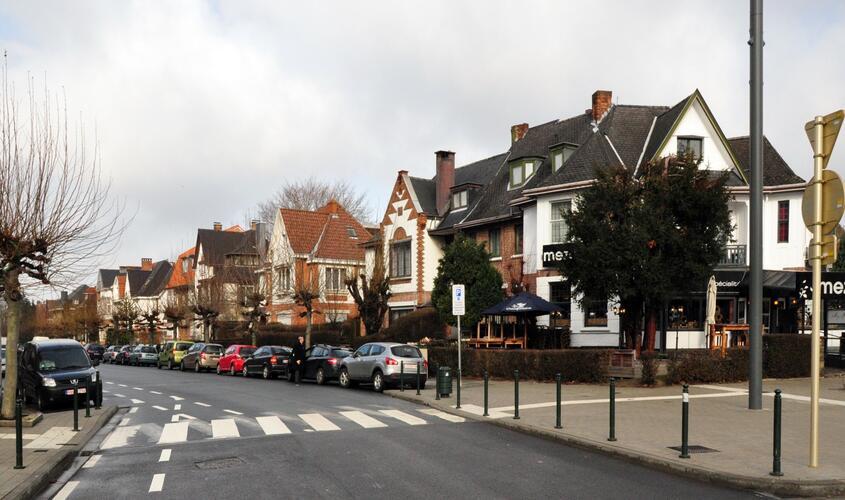 Boulevard Général Wahis 39, 41, 47, 49, 51, 53, 55 Place Général Meiser 15 Avenue Ernest Cambier 32, 34, 38, 40, 42
