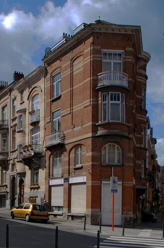 Godefroid Devreesestraat 60 - Madeliefjesstraat 33, 2012