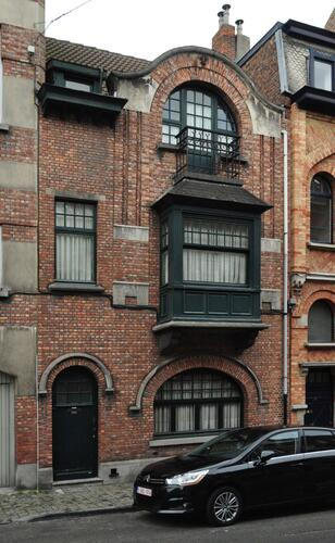 Rue Josse Impens 32, 2011