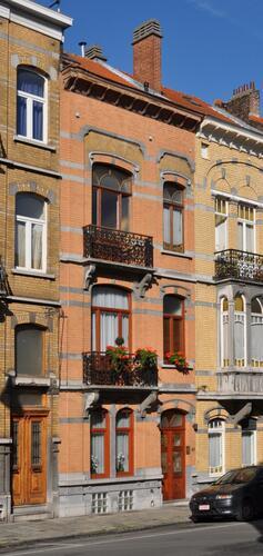 Rue des Pâquerettes 60, 2011