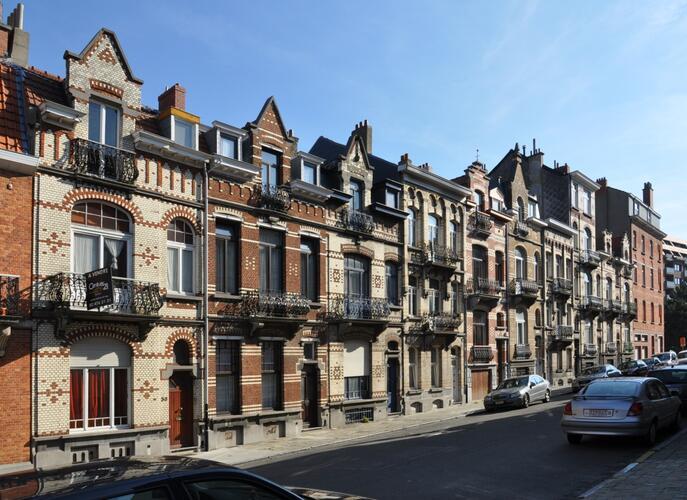 Rue Paul Devigne 50 à 68, 2010