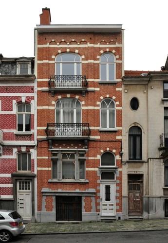 Rue Vandenbussche 7, 2012