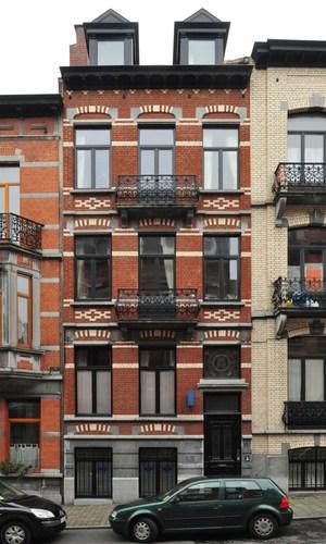 Rue Vandenbussche 13, 2012