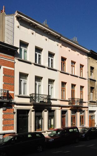 Rue Albert de Latour 34 et 36, 2012