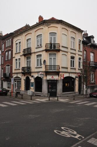Rue Auguste Lambiotte 46, 2012