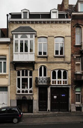 Grande rue au Bois 58-60, 2012