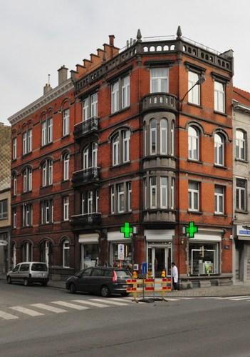 François Bossaertsstraat 39-41-43, 2012