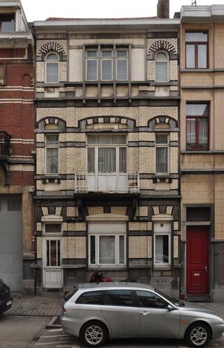Rue François Bossaerts 99, 2012