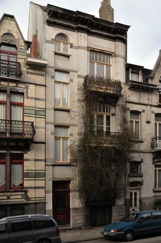 Rue Joseph Coosemans 78, 2012