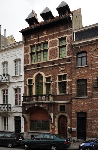 Rue Joseph Coosemans 99, 2012