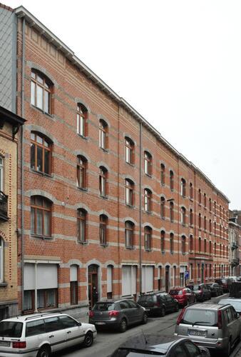 Rue Léon Mignon 31-35 à 21, 2012