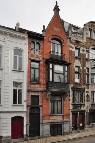 Rue Monrose 60 , 2012