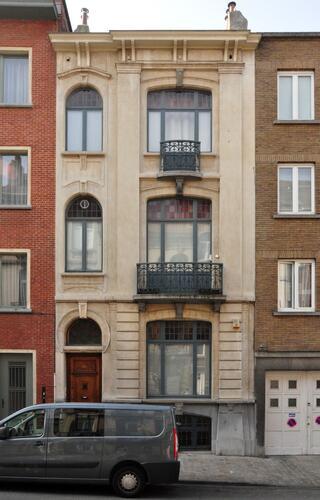 Rue Van Hammée 21, 2012
