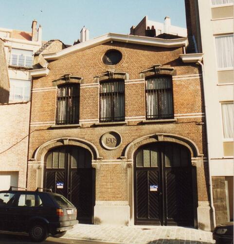 Rue des Aduatiques 18