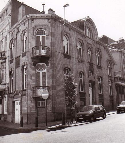Rue des Aduatiques 34-36 et 38, 1993